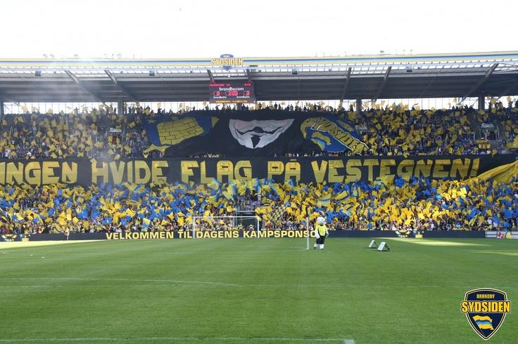 Brøndby - fck 2011