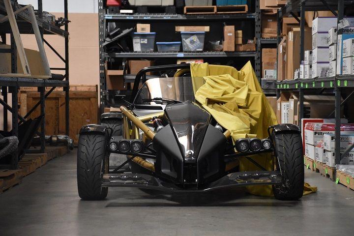 Ariel Atom 3S Horsepower: 365 Weight: 1,500 lbs 0-60: 2.8 second