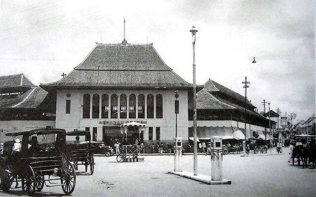 Pasar Gedhe, Surakarta, Indonesia