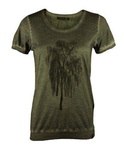 Grå rå t-shirt med print:  http://www.tankestrejf.dk/swing-tee.html