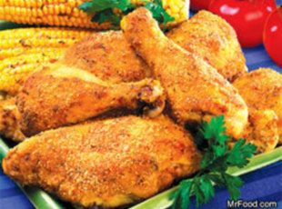 Devilish Chicken & Corn on the Cob | Recipe | Chicken, Main Courses ...