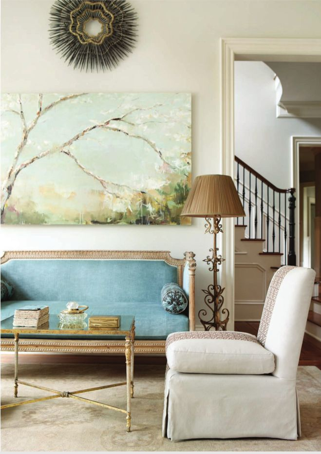 78 best Neutral Interiors With A Touch Of Color images on ...