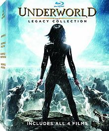 Underworld (film series) - Wikipedia, the free encyclopedia