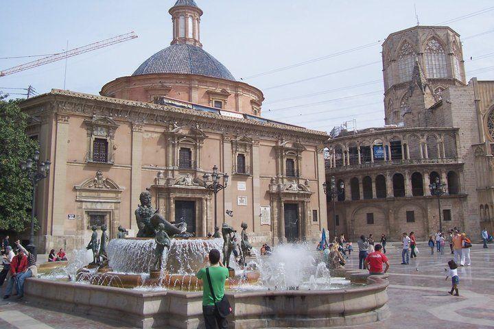 basilica de los desamparados