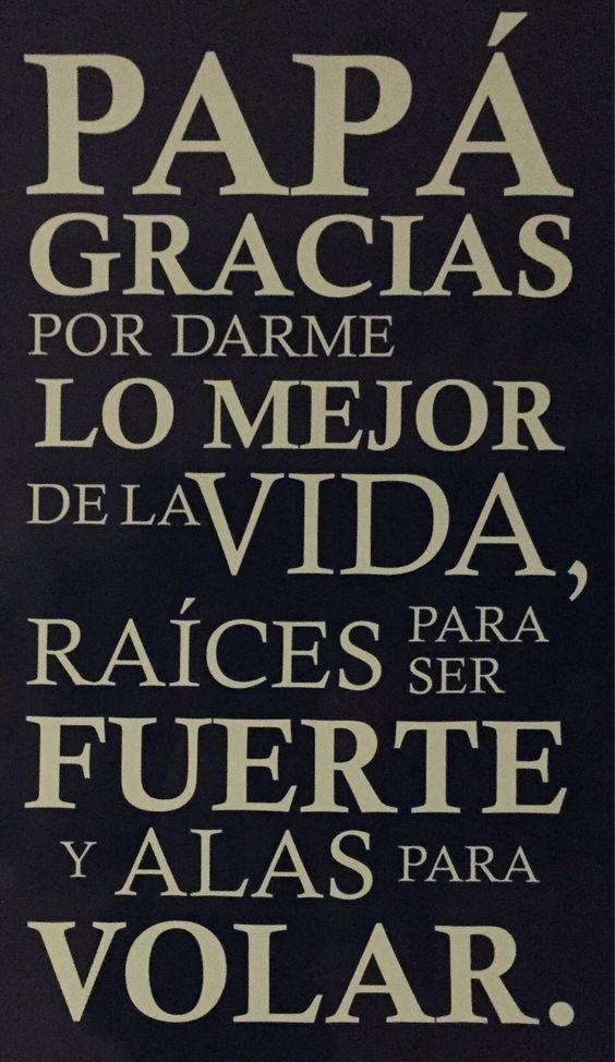 Gracias papa TE AMO http://enviarpostales.net/imagenes/gracias-papa-te-amo/ felizcumple feliz cumple feliz cumpleaños felicidades hoy es tu dia