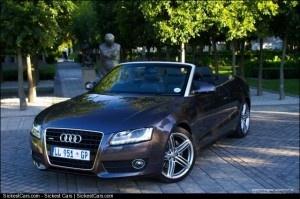 2009 Audi A5 Cabriolet Static Shots - http://sickestcars.com/2013/05/21/2009-audi-a5-cabriolet-static-shots/
