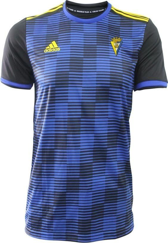 Cádiz CF Fútbol AWAY CALCIO Adidas SOCCER CLUB KIT 2018 - 19 SHIRT FOOTBALL  JERSEY FUSSBALL 3b5486236