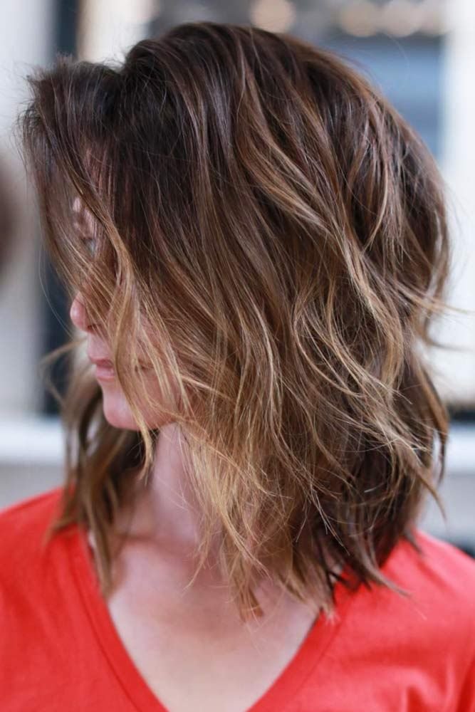 36 Shag Haircut Examples To Suit All Tastes Hair Cuts Pinterest