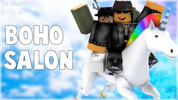 Boho Salon V3 [FIXED!] 🐲 - ROBLOX