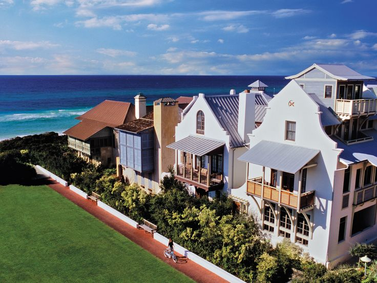 Rosemary Beach, Florida One of my all time favorite places!