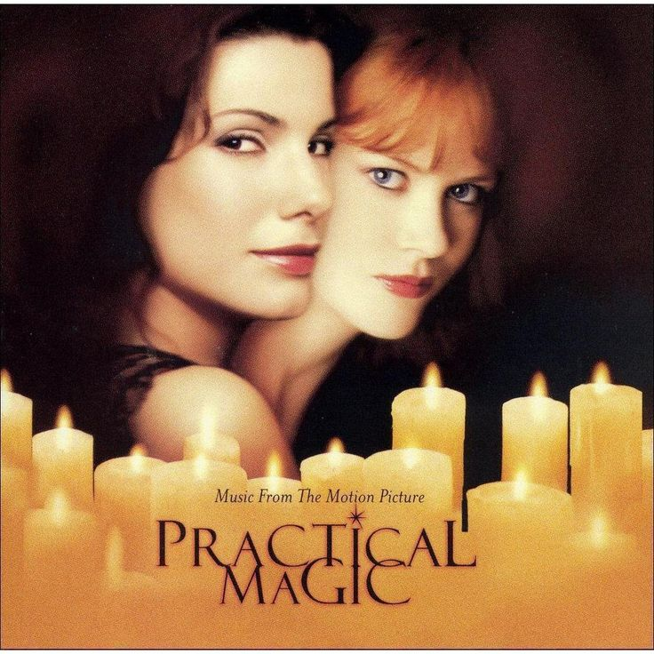 Original Soundtrack - Practical Magic (Original) (CD)