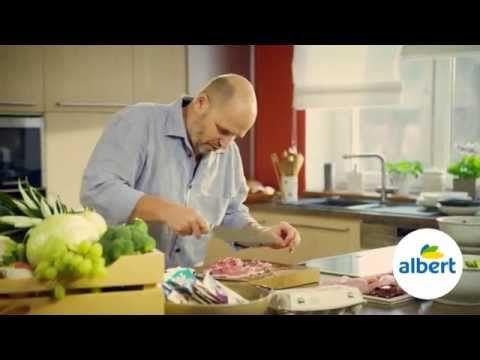 Velikonoční krůtí roláda - Škola vaření se Zdeňkem Pohlreichem - YouTube