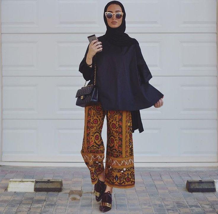 Hijabi trends Fall 2017