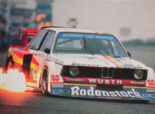 Manfred Winkelhock - BMW 320 Turbo 1.4 - Rodenstock Würth Team / Schnitzer - 42. Int. ADAC-Eifelrennen - 1979 Deutsche Rennsport Meisterschaft, round 3