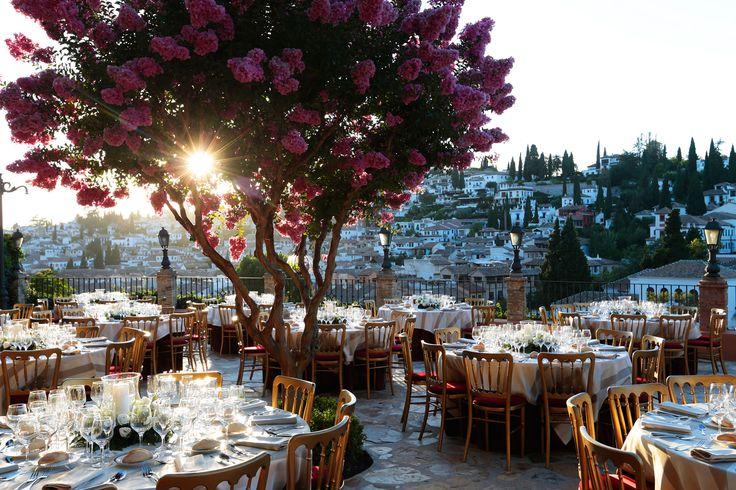 Carmen de los Chapiteles | Celebración de cualquier tipo de evento