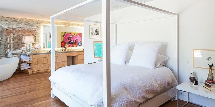 23 Celebrity Bedrooms We Want to Sleep In