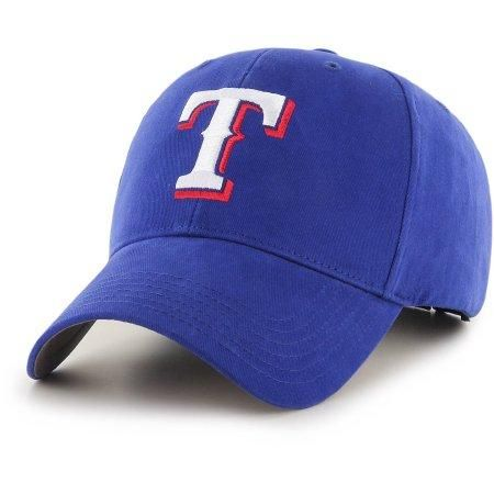 MLB Texas Rangers Youth Adjustable Cap/Hat by Fan Favorite