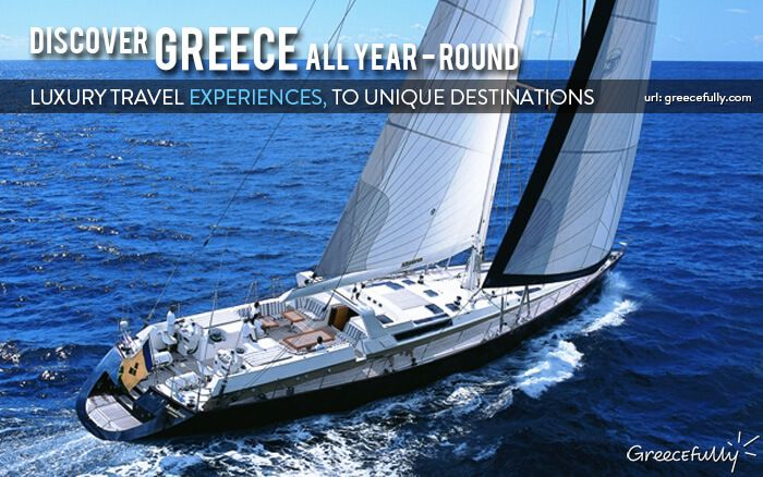 Top 3 Must-visit Destinations For #Sailing #Greek #Islands Tour..