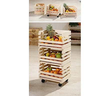 18 best fruit storage images on pinterest kitchen units minya small fruit and vegetable storage rack workwithnaturefo