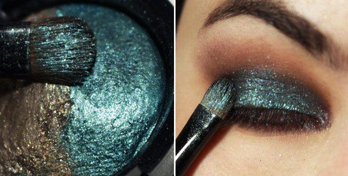 Tutorial – maquiagem com Duo de Sombras da Natura Una