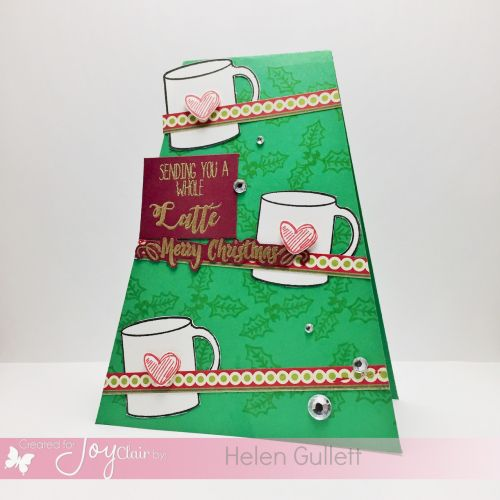 12 Days of Christmas Cards entry by Helen