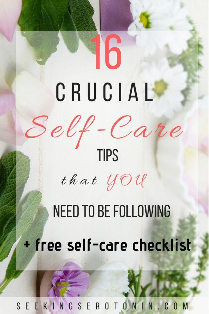 Selbstpflege ist wahrscheinlich eines der grundlegendsten Dinge, die jeder auf dem Planeten tun sollte …   – Self-Care Tips