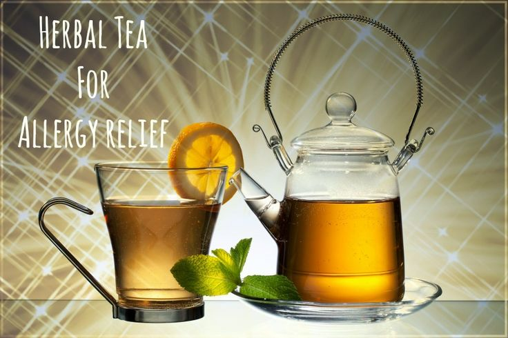 Best Herbal Teas for Allergies and Allergy Relief. Find out how you can help prevent and treat the symptoms of common allergies such as hay fever, pet dander, rhinitis and more, using natural herbal teas. Find out which ones work best and why.