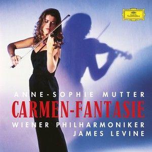 ANNE-SOPHIE MUTTER Carmen-Fantasie - 1 LP - Deutsche Grammophon