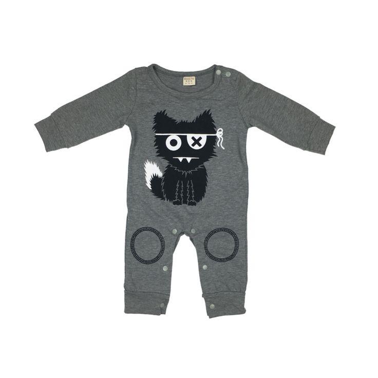 Nouveau 2017 bébé barboteuses bébé garçon vêtements coton nouveau né bébé fille vêtements à manches longues de bande dessinée infantile nouveau né salopette dans Vêtements Ensembles de Mère et Enfants sur AliExpress.com | Alibaba Group