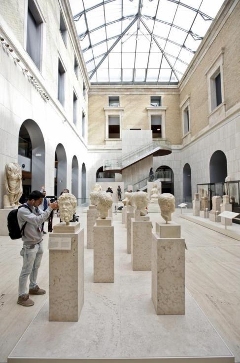 El Museo Arqueológico realza sus tesoros