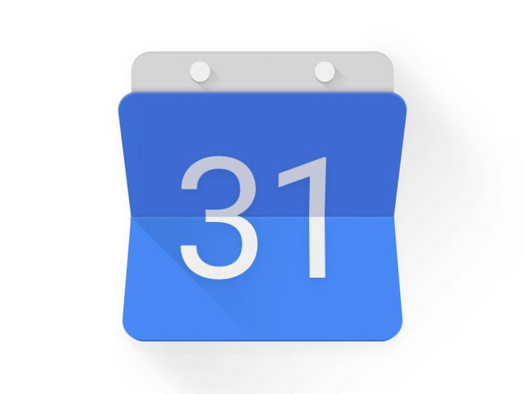Google Calendar - Animated Icon by John Schlemmer