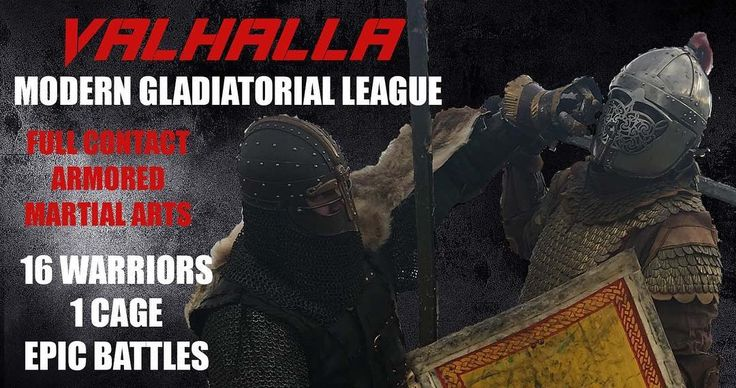 Ever wish #MMA was a bit more... dramatic?  Check out #ValhallaMGL @valhallamgl  a new promotion bringing gladiatorial combat to the 21st century. It's #GameOfThrones meets #UFC! Combatants will clash in full-contact #fights armed to the teeth with swords and shields.   #Valhalla 1 happens Saturday September 30 at Monterey County Fairgrounds CA. Tickets are available from Eventbrite   http://ift.tt/2x0zRWr    check out their website http://valhallamgl.com   Does this look cool or what?! Tell…