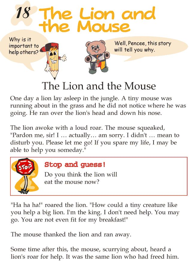 Printables The Lion And The Mouse Worksheets 1000 images about the lion and mouse on pinterest mask save