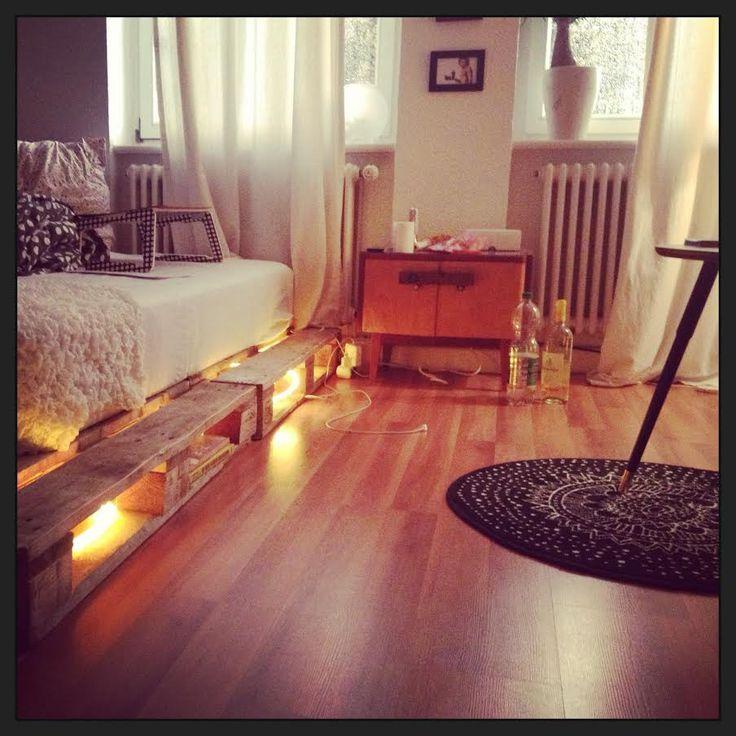 Die besten 25+ Wohnen auf engstem Raum Ideen auf Pinterest - wohnzimmer kleine raume