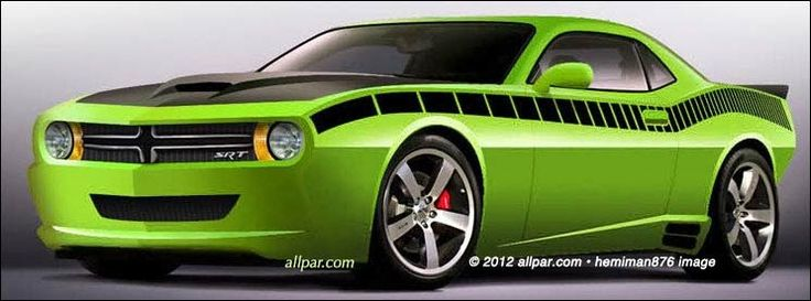 2015 SRT Barracuda: the rumored muscle car