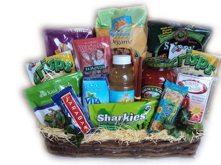 Healthy Christmas Gift Ideas Part - 40: Marathon Runner Gift Basket