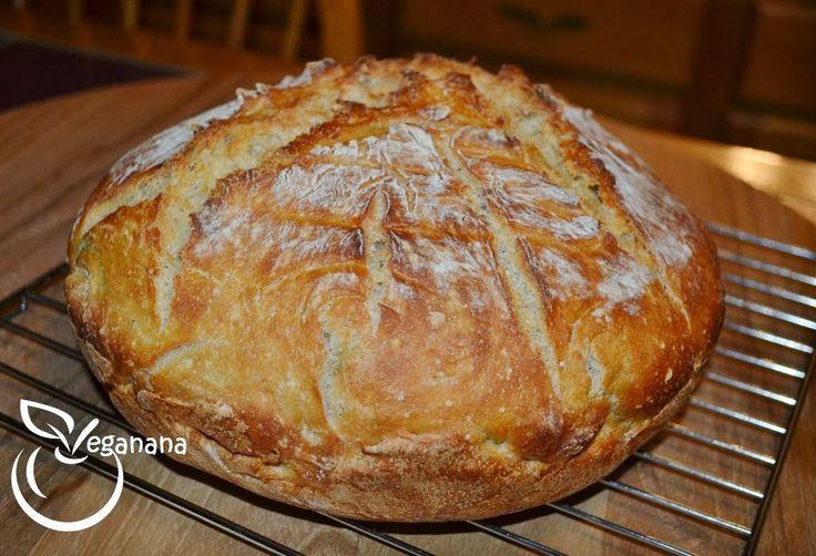 Pão Rustico Semi-Integral de Fermentação Lenta