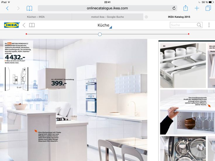 7 best Bulthaup b1 images on Pinterest Cooking food, Bar and - ikea küche katalog
