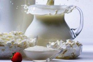 Разгрузочная молочная диета