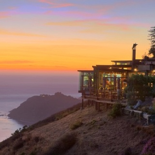 Rustic & Elegant.. The spectacular, Post Ranch Inn, Big Sur.  By far the most relaxing place you can ever go...Amazing.