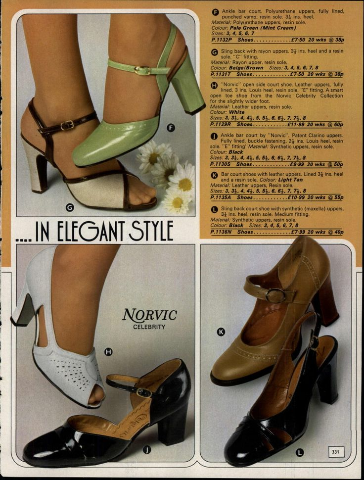 Catalogues For Womens Shoes