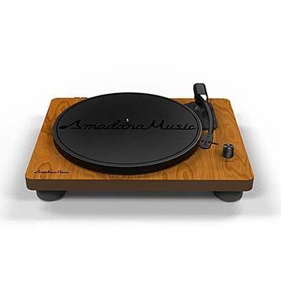 ヨドバシ.com - amadana アマダナ  UIZZ-18520 [Amadana Music レコードプレーヤー SIBRECO(シブレコ)]【無料配達】