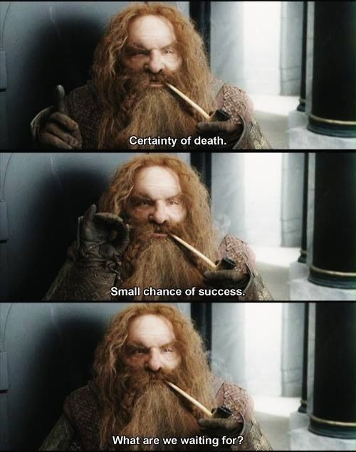 quotes from the lord of the rings