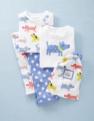 Adorable Mini Boden pajamas!