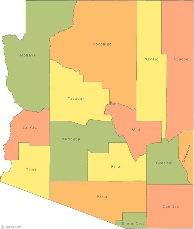 Phoenix Usa Map: 17 Best Ideas About Map Of Phoenix Arizona On Pinterest