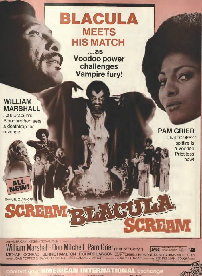 Blacula Meets His Match!