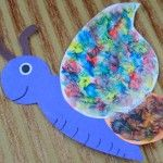butterfly crafts for preschool kids