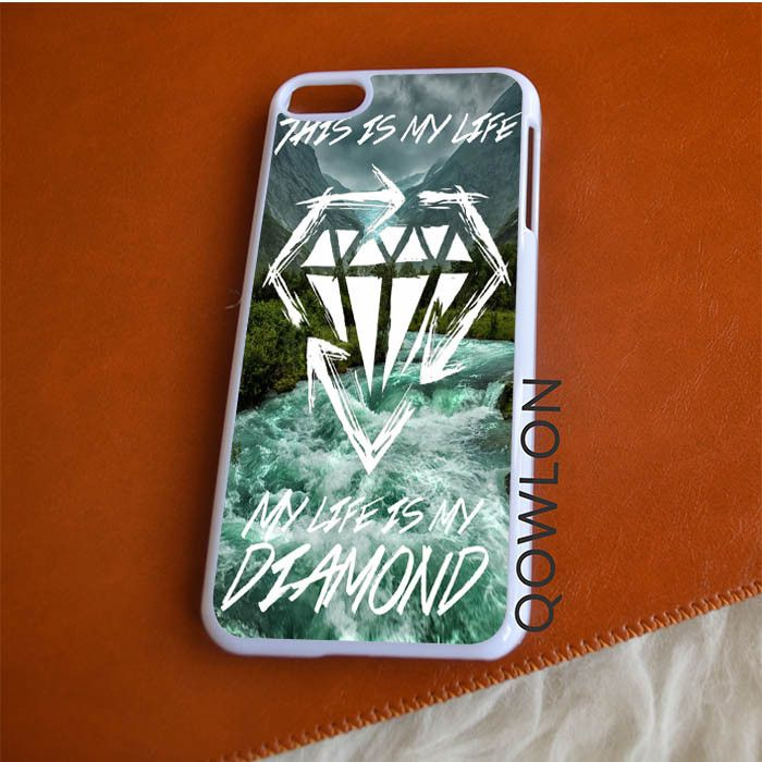 My Life is My Diamond iPod Touch 6 | 6TH GEN Case