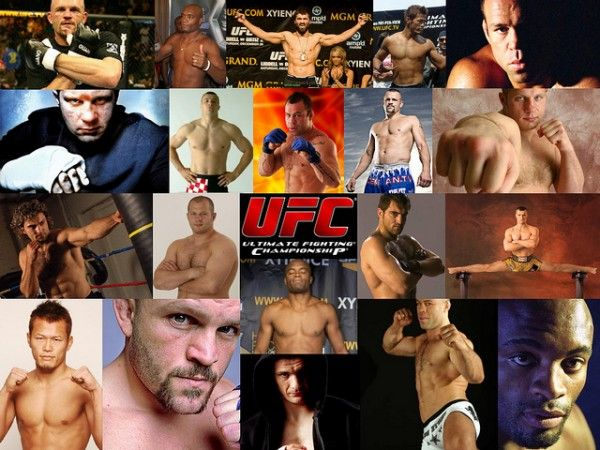 2014 Baddest & Best UFC Fighters - Movie TV Tech Geeks