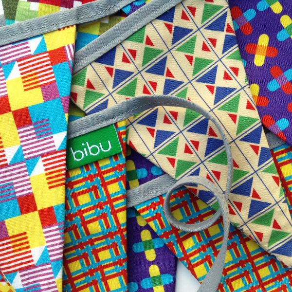 Fiesta Textile Garlands by Bibu. http://www.bibushop.com/shop/fiesta-garland/